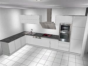 Günstige Küchen L Form : k che planen l form ~ Bigdaddyawards.com Haus und Dekorationen