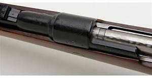 Sporterized Argentine Mauser Model 1908 Bolt