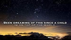 imagine, dragons, -, on, top, of, the, world, -, lyrics