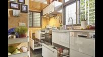 [廚房改造]姊弟攜手,將傳統灶咖變身自然風美型廚房 - YouTube