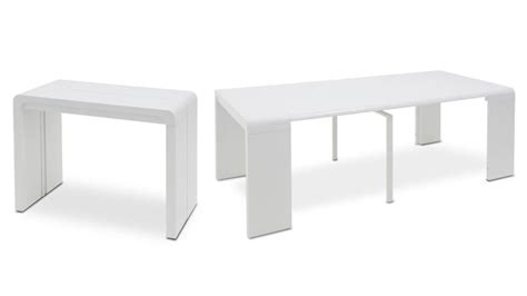 Meuble Console Transformable Table