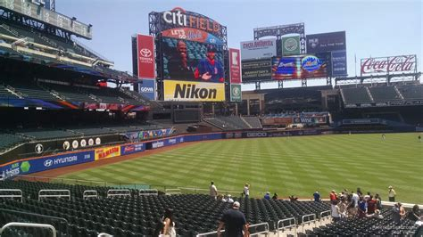 citi field section 126 citi field section 126 rateyourseats