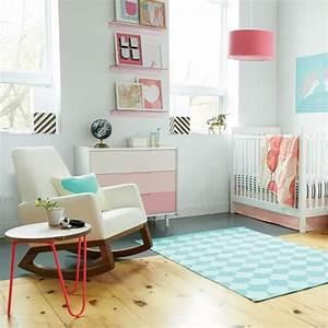 Chambre Fille Scandinave : une nursery charmante et moderne pour votre b b 17 id es ~ Melissatoandfro.com Idées de Décoration