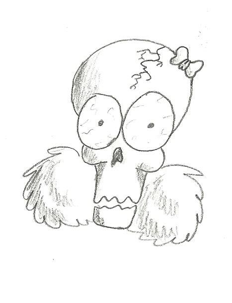 Ashfantastic Skull Contest Entry Ajtoons Deviantart