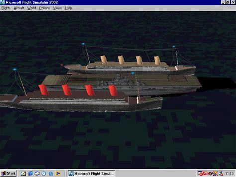 fs2002 titanic 1490 surclaro photos