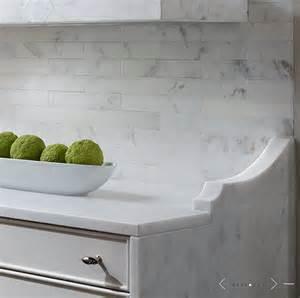 marble subway tile kitchen backsplash marble subway tiled backsplash transitional kitchen de giulio kitchen design