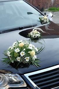 Blumenschmuck Auto Hochzeit Blumen Sanders Hochzeit Autodeko