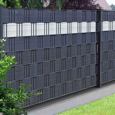 Einfamilienhaus Hausideen Mit Fast 6000 Fotos Hausbauanleitungde by Garten Sichtschutz Anthrazit 28 Images Sichtschutz Aus