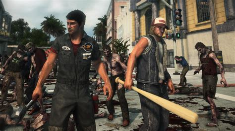 Dead Rising 3 New Screens Show Co Op Madness New Biker