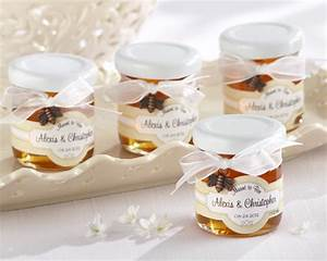 quotmeant to beequot personalized clover honey wedding favors With honey sayings for wedding favors