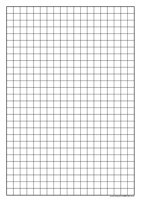 Graph Paper Printable  Click On The Image For A Pdf Version Which Is Easy To Print Or Click