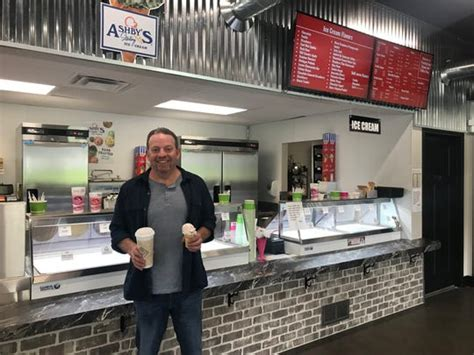 For more information, contact capital coffee & water service in mcfarland. New ice cream and coffee shop open in Pennfield