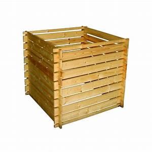 Spiegel 80 X 80 : kompostnik leseni impregniran 80 x 80 x 80 cm ~ Whattoseeinmadrid.com Haus und Dekorationen