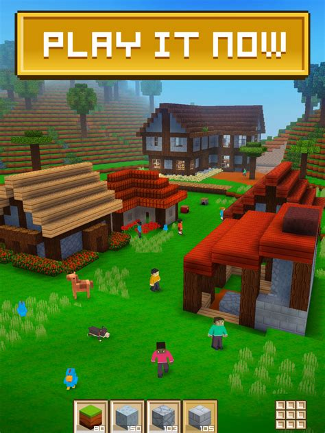 block craft 3d city building codes codes for android and ios