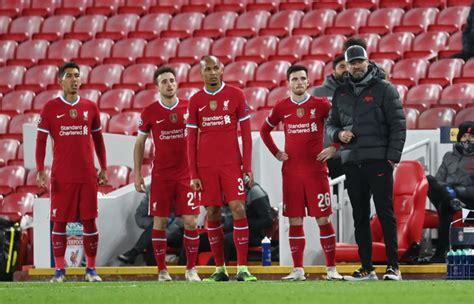 Klasemen liga champions 2020/2021, update terbaru live score pertandingan liga champions terakhir, disertai daftar top skor Penyebab Liverpool Kalah 0-2 dari Atalanta di Liga ...