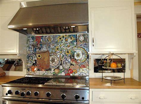 kitchen with mosaic backsplash 16 wonderful mosaic kitchen backsplashes