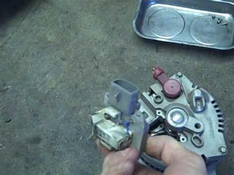alternator diagnosis  rebuild repair recondition