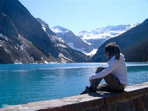 L Canada by L Ouest Canadien Mon Itin 233 Raire Et Voyage 224 Travers Le