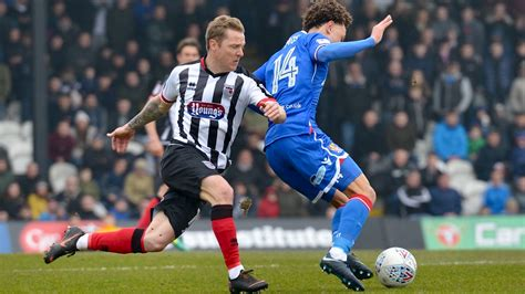 Grimsby Town 0-0 Stevenage