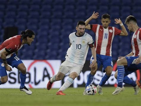 Lionel Messi Denied As Argentina Held By Paraguay In World ...