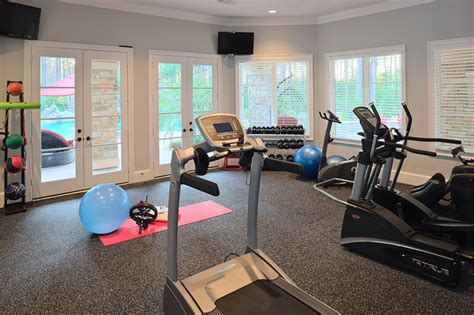millers lane traditional home gym houston