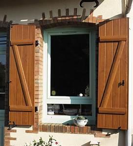 Volet Roulant Interieur Maison : volets battant ~ Premium-room.com Idées de Décoration