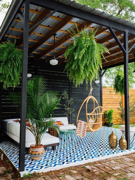 Patio Area by 35 Brilliant And Inspiring Patio Ideas For Outdoor Living
