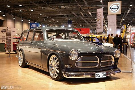 'Fastest car in Britain' is a grey 1967 VOLVO! Daredevil's ...