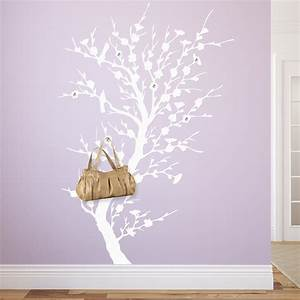 Porte Manteau Mural Arbre : stickers porte manteau arbre pas cher ~ Preciouscoupons.com Idées de Décoration