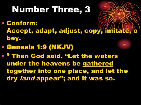 Dreams And Symbols From The Bible Part 3