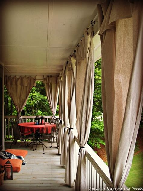 patio drapes outdoor porch curtains on outdoor curtains patio