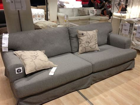 Hovas Sofa Ikea 96 Inches Long