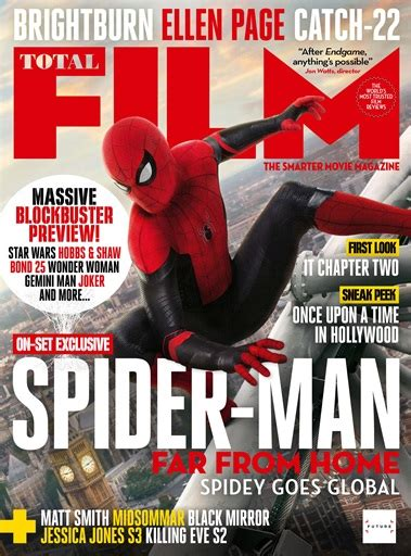 Total Film Magazine - June 2019 Subscriptions | Pocketmags