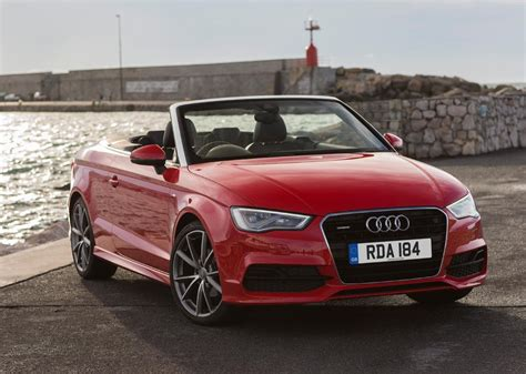 Audi A3 Hatchback And Cabriolet Launching This Fiscal
