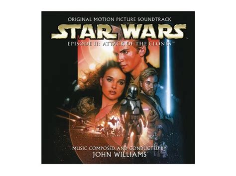 Episode II: Attack of the Clones OST [CD]