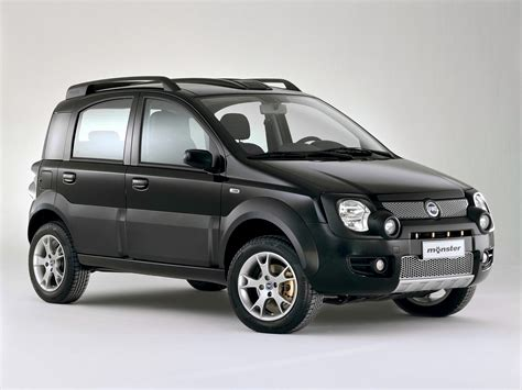 fiat panda ii   mpi  km dane techniczne samochodow