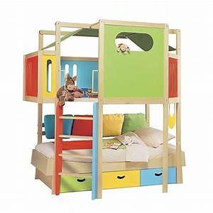 Cabane Enfant Occasion : un lit cabane galerie photos d 39 article 5 12 ~ Teatrodelosmanantiales.com Idées de Décoration