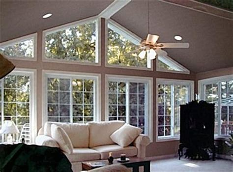Vaulted Ceiling Family Room Addition