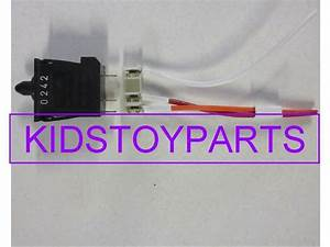 Brand New  Fisher Price Power Wheels Foot Switch