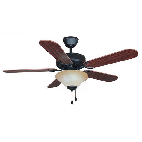 bronze ceiling fan light kit oil rubbed bronze 42 quot ceiling fan w light kit