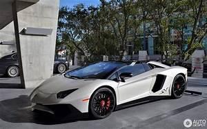 Lamborghini Aventador 2018 : lamborghini aventador lp750 4 superveloce roadster 1 january 2018 autogespot ~ Medecine-chirurgie-esthetiques.com Avis de Voitures