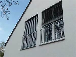 Franzsischer Balkon Aus Verzinktem Stahl