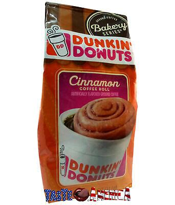 Glazed, chocolate frosted, strawberry frosted, vanilla frosted, old fashioned, boston creme, glazed if you need food for an event, delight everyone with the great tasting cup of coffee and the donuts to dunk in it. Dunkin Donuts Cinnamon Coffee Roll Flavoured Ground Coffee ...
