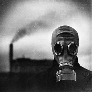 gas mask photography black and white tumblr - Google ...
