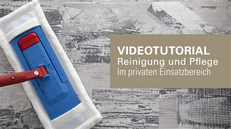 Pvc Boden Nass Wischen by Boden Wischen Mittel