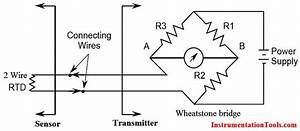 Rtd Wheatstone Bridge Circuits