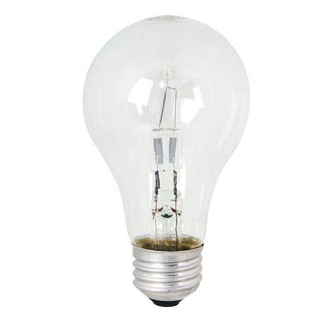 Characteristics Of Incandescent Lamp by Feit Electric Energy Saving 75w Equivalent Halogen A19