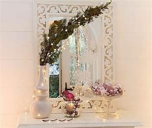 Ideen Mit Lichterketten : weihnachtliche dekoideen mit lichterketten ~ Markanthonyermac.com Haus und Dekorationen
