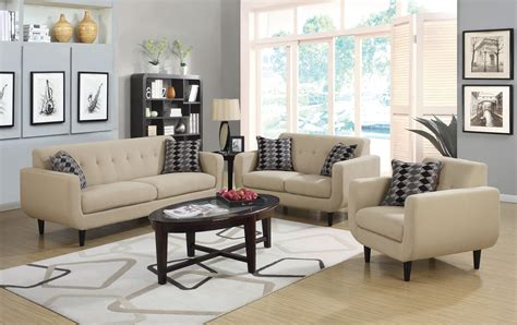2 Leather Sofa Set by Stansall Mid Century Modern Sofa Quality Furniture At