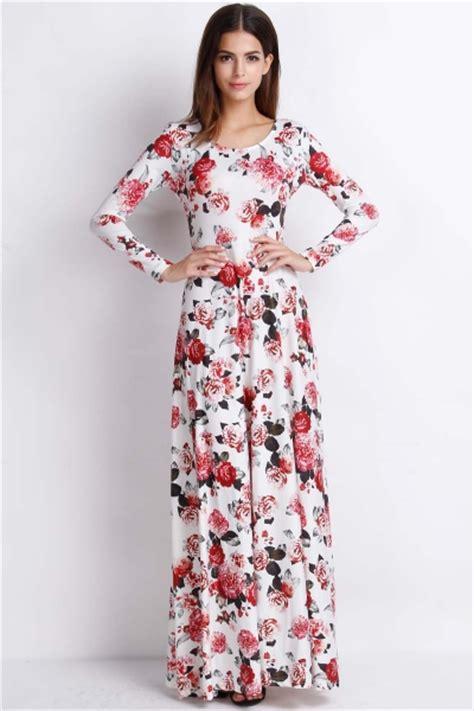 Long Floral Dresses | All Dress